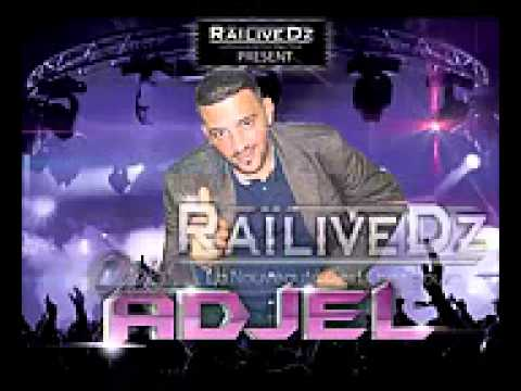Cheb Adjel   Galb Rah Mrid 2013   YouTube