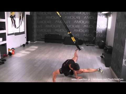 TRX Advanced Leg Training 3