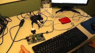 Using the Raspberry Pi as a Full Desktop with Lots of USB  Devices