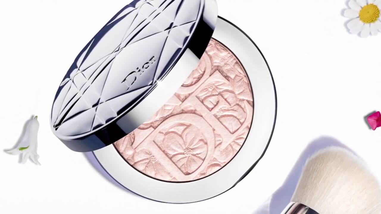 Looks - Glowing dior gardens spring makeup collection video