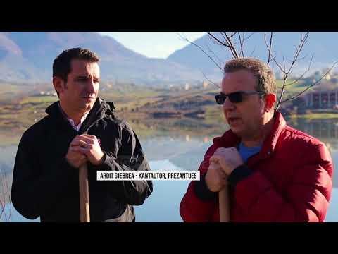 Bashkia mbjell 100 pemë të tjera - Top Channel Albania - News - Lajme