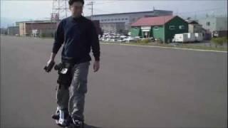 e-Wheel Man Ver.3