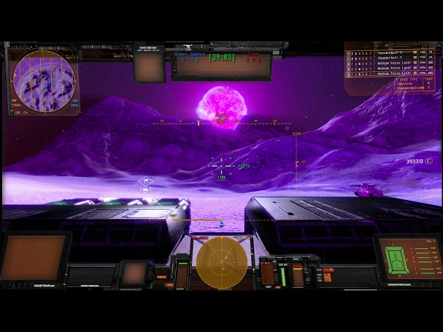 Mechwarrior Living Legends 2020 ThreeV3 Preview Round Map 4 Carbon