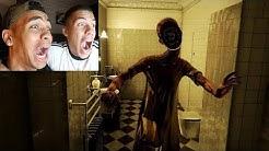 KRANKES JAPANISCHES HORROR GAME !!! Bathroom   Kelvin und Marvin