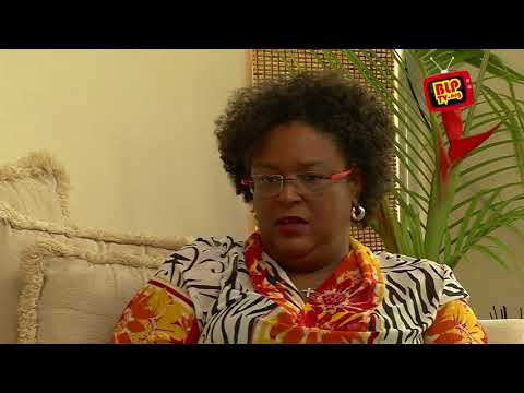 Interview with Mia Amor Mottley (Highlights)  #8