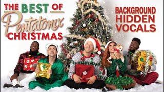 THE BEST OF PENTATONIX CHRISTMAS - HIDDEN VOCALS