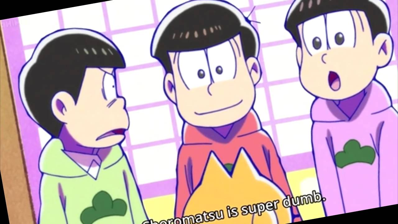 Osomatsu san dating sim tree