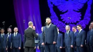 Концерт мужского хора Сретенского монастыря