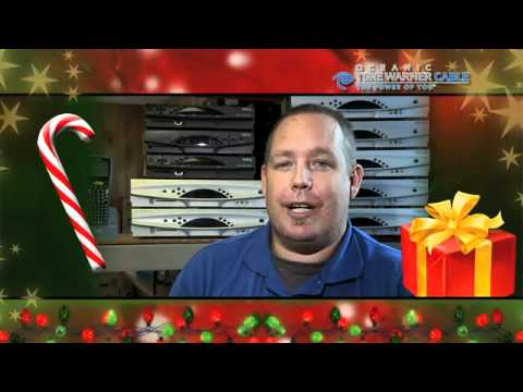 Kona Oceanic Time Warner Cable Christmas Commercial 2010