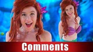 Disney Princess Ariel - Live Action Remake - Comments