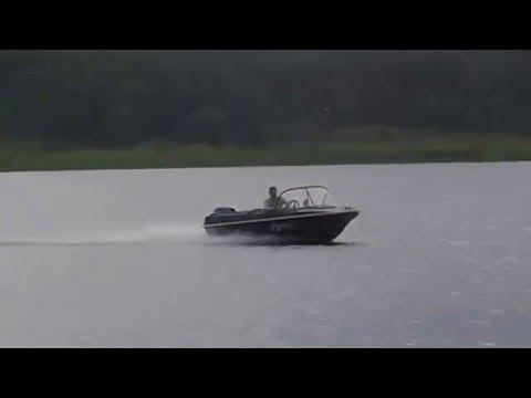 Моя лодочка Казанка 5М4