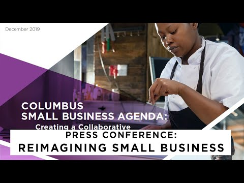 City of Columbus Releases Small Business Agenda