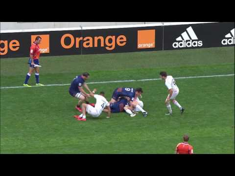 Highlights: All the action from the final day of the Paris sevens