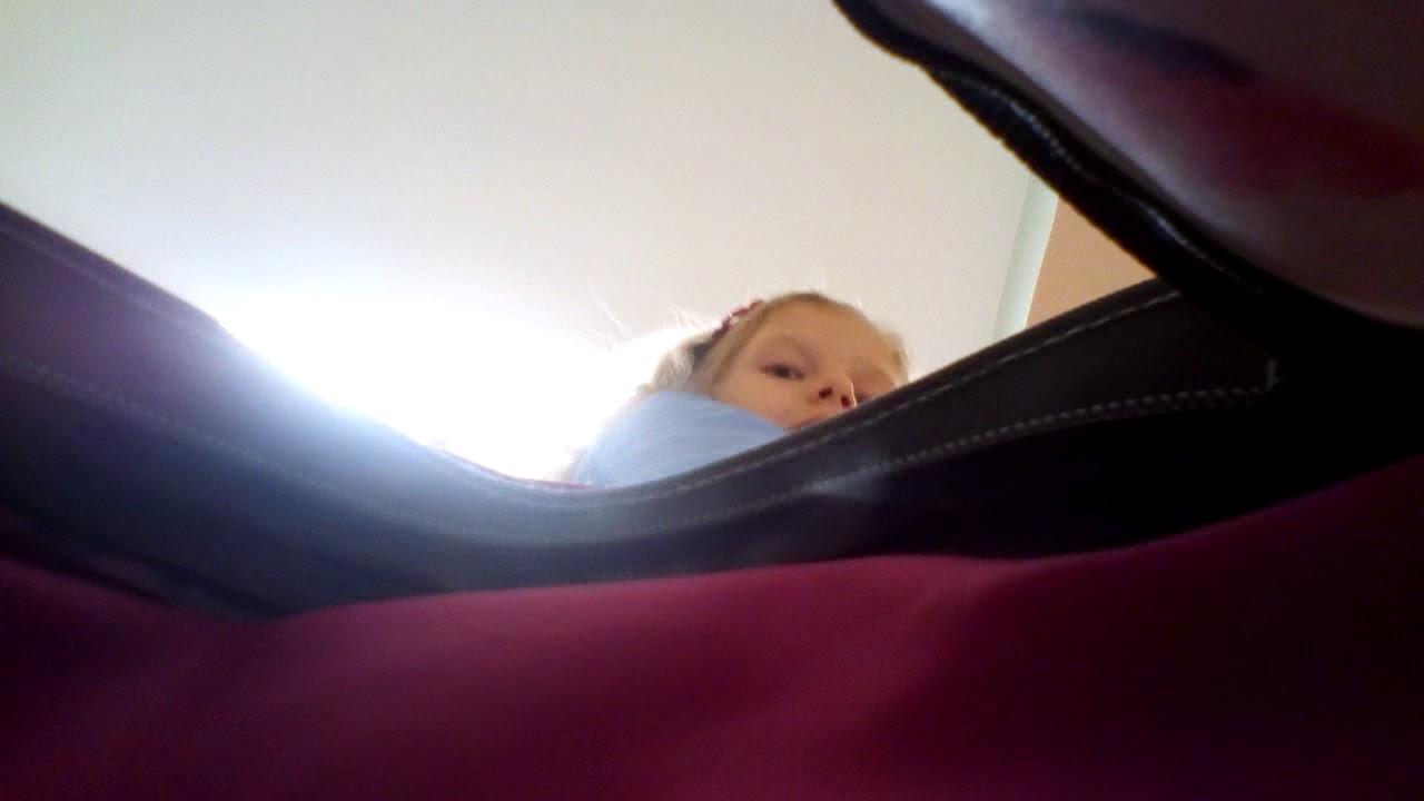 Скрытая камера в школе