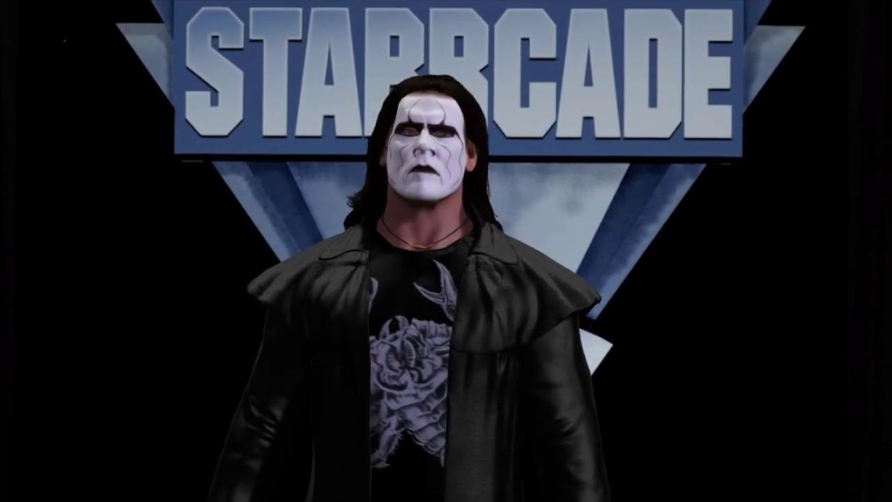 WCW/nWo Revenge 2K: Hogan vs Sting - Starrcade 1997 - YouTube