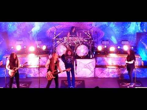 """TESTAMENT played new song """"Children Of The Next Level"""" live for 1st time Mar 6 in London"""