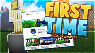 FIRST TIME Playing Hypixel in YEARS! 😱 (Hypixel Skywars)