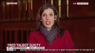 Becky Johnson - Fred Talbot Conviction Report