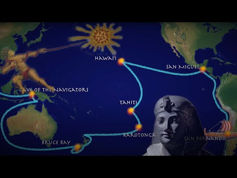 The True History Of Maui Forbidden History Of New Zealand & The Pacific Ancient Egyptian Navigators