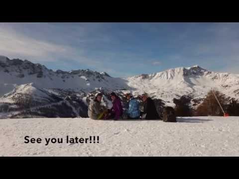 GGS KHS Ski Trip 2015