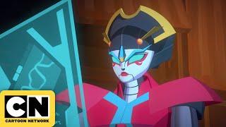 Transformers Cyberverse | The Great Escape | Cartoon Network