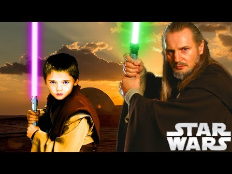 What If Qui Gon Jinn Trained Anakin Skywalker? Star Wars Theory