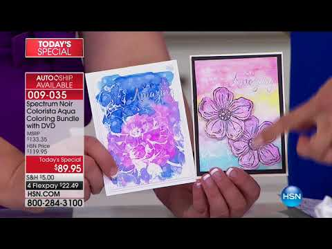 HSN | Paper Crafting Tools & Supplies 08.16.2017 - 01 AM