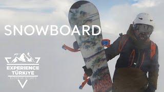 Snowboard - Experience Türkiye | Go Türkiye