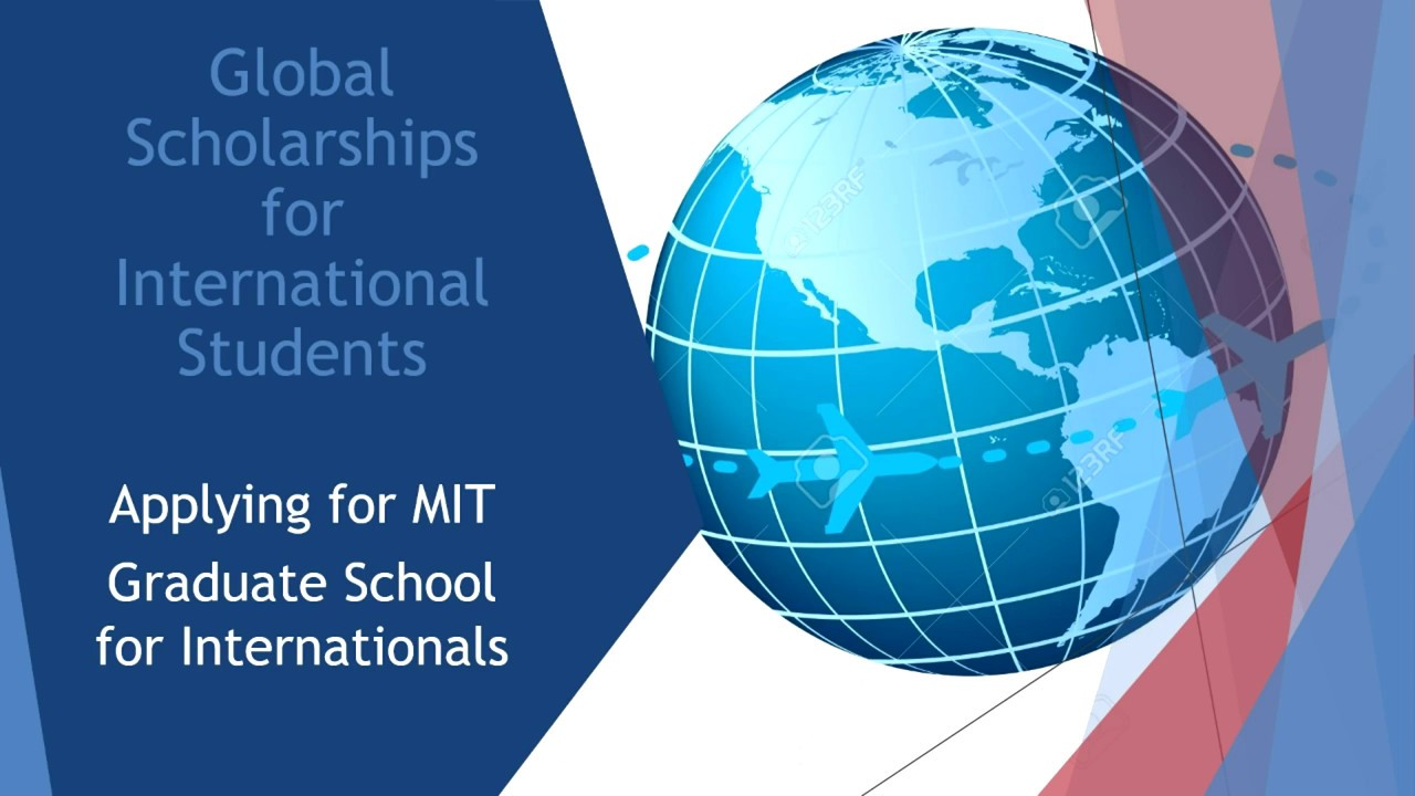 MIT Scholarships 2019 (Fully Funded) - Scholarships for