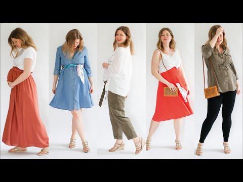 schwangerschafts-lookbook-frühling/sommer---9-outfit-ideen-|-das-weiße-reh