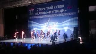 Танец Искры Арена Мытищи
