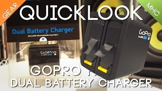 Quicklook GoPro Hero4 Dual Battery Charger