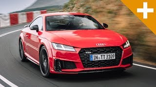 2019 Audi TTS: First Impressions - Carfection +