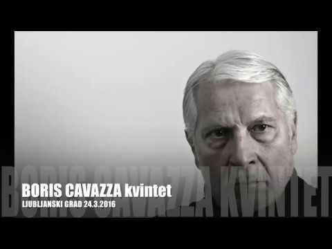 BORIS CAVAZZA kvintet live