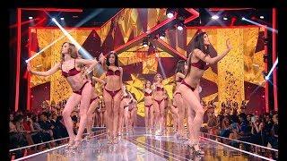 Мисс Россия 2019:Выход в Купальниках - Miss Russia 2019:Swimsuits. Модели Купальника Мини Бикини