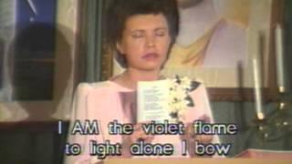 Violet Flame Decrees with Elizabeth Clare Prophet