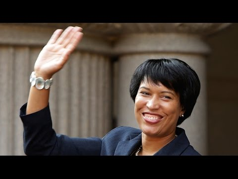 DC Mayor calls for vote on statehood