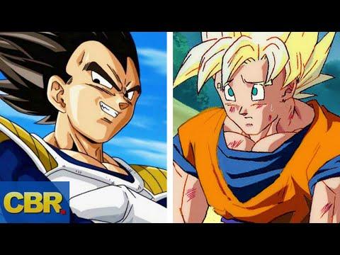 10 Weird Things Vegeta Can Do That Goku Cant In Dragon Ball