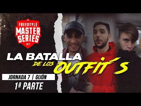 ¿Quién viste mejor en FMS? BATALLA DE OUTFITS JORNADA 07 GIJÓN (parte 1)