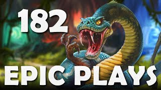 Epic Hearthstone Plays #182