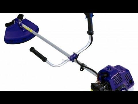 #Мотокоса, бензиновый триммер РОСА. Обзор / Brushcutters, petrol grass trimmer ROSA. Overview/