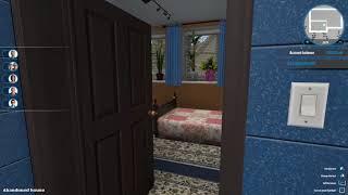 House flipper. Auction re-build   abonden house