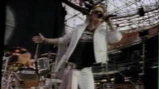 Guns n roses paradise city inedit clip