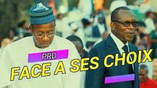 Université de Vacances du PRD. Adrien Houngbédji, un soutien à double face pour Patrice Talon.