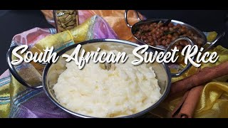 South African Sweet Rice Recipe - EatMee Recipes | ?????????? ?? ???? ?????