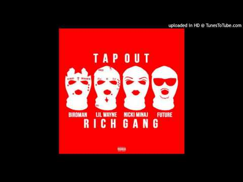 Birdman - Tapout (Instrumental w Hook) ft Lil Wayne, Nicki Minaj, Future, & Mack Maine