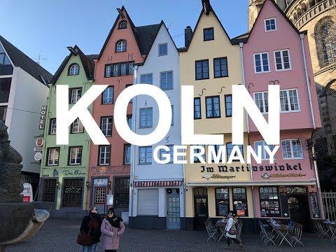 Koln (Cologne), Germany Go Pro 2018