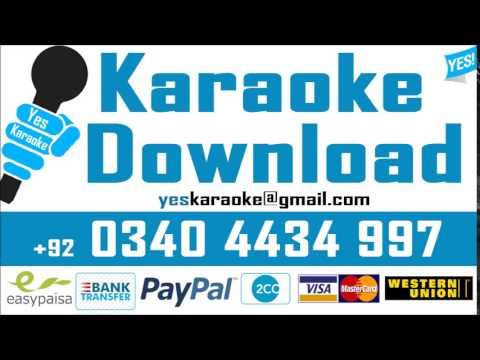 Sohni lagdi o mainu soni lagdi   Sajjad Ali   Pakistani Karaoke Mp3