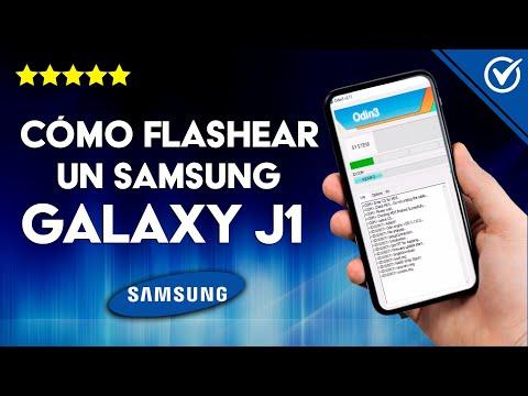 Cómo Revivir o Flashear un Samsung Galaxy J1 Fácilmente