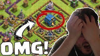 SCHLECHTESTE BASE ALLER ZEITEN! ☆ Clash of Clans ☆ CoC